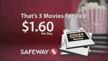 Safeway TV Spot for Movie Rental Featuring 21 Jump Street - Thumbnail 4