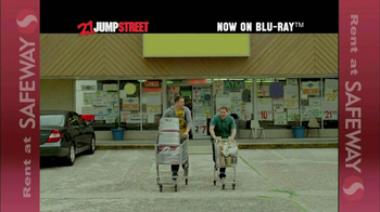 Safeway TV Spot for Movie Rental Featuring 21 Jump Street - Thumbnail 6