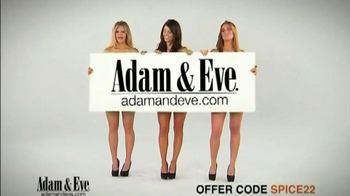 Adam & Eve TV Spot, \'Half-Off Promo\'