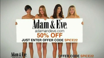 Adam & Eve TV Spot, 'Half-Off Promo' - Thumbnail 10