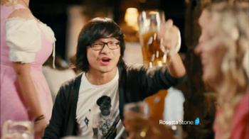 Rosetta Stone TV Spot for Japanese Model, German Businessmen - Thumbnail 4
