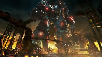 Transformers Fall Of Cybertron TV Spot, \'Last Stand\'