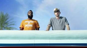 Foot Locker TV Spot, 'Yacht' Featuring James Harden, Russell Westbrook - Thumbnail 8