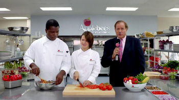 Applebee's 2 For $20 TV Spot, 'Kitchen Showdown' Featuring Chris Berman