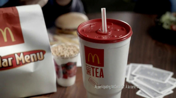 McDonald's Dollar Menu TV Spot, 'Card Game' - Thumbnail 6