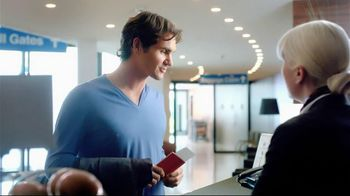 Lindt TV Spot, 'Tennis Bag' Feauturing Roger Federer