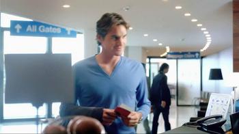 Lindt TV Spot, 'Tennis Bag' Feauturing Roger Federer - Thumbnail 1