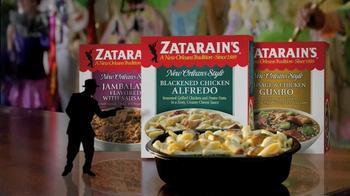 Zatarain's Frozen Entrees TV Spot, 'Jazz Up a Dry Meeting' - Thumbnail 10