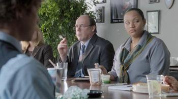 Zatarain's Frozen Entrees TV Spot, 'Jazz Up a Dry Meeting' - Thumbnail 3