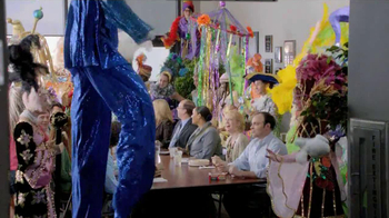 Zatarain's Frozen Entrees TV Spot, 'Jazz Up a Dry Meeting' - Thumbnail 8