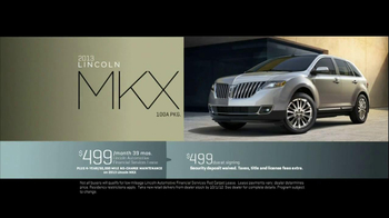 2013 Lincoln MKX TV Spot, 'Think Again' - Thumbnail 9