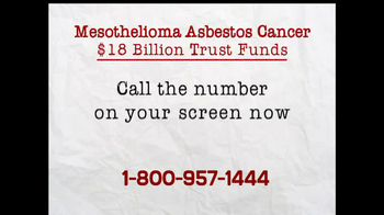 AkinMears TV Spot, 'Mesothelioma' - Thumbnail 2
