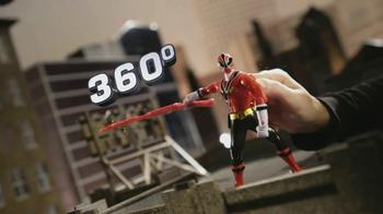Power Rangers Super Samurai TV Spot