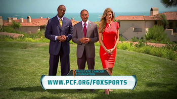 Prostate Cancer Foundation, Fox Sports TV Spot Featuring Erin Andrews - Thumbnail 4