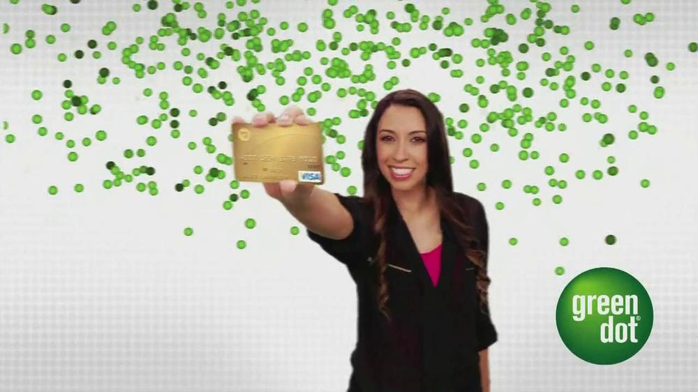 Green Dot Visa Card TV Commercial Featuring Pamela Rose Rodriguez