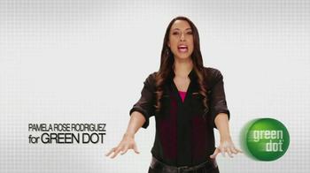 Green Dot Visa Card TV Spot Featuring Pamela Rose Rodriguez  - Thumbnail 1