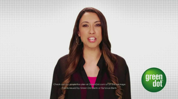Green Dot Visa Card TV Spot Featuring Pamela Rose Rodriguez  - Thumbnail 2