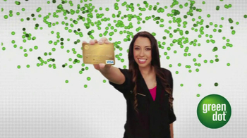 Green Dot Visa Card TV Spot Featuring Pamela Rose Rodriguez