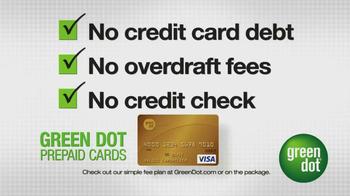 Green Dot Visa Card TV Spot Featuring Pamela Rose Rodriguez  - Thumbnail 7