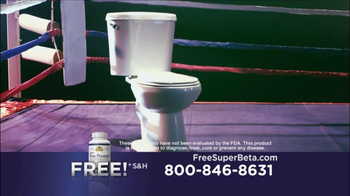 Super Beta Prostate TV Spot Featuring Hulk Hogan - Thumbnail 9