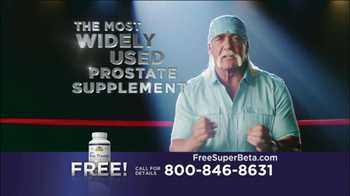 Super Beta Prostate TV Spot Featuring Hulk Hogan - Thumbnail 8