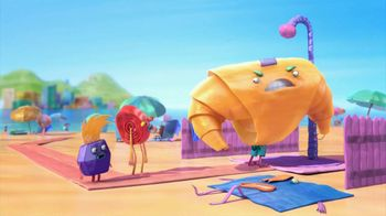 Fruitsnackia TV Spot, 'Beach'