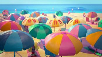 Fruitsnackia TV Spot, 'Beach' - Thumbnail 1