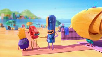 Fruitsnackia TV Spot, 'Beach' - Thumbnail 3