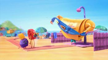 Fruitsnackia TV Spot, 'Beach' - Thumbnail 4