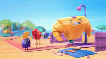 Fruitsnackia TV Spot, 'Beach'
