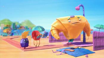 Fruitsnackia TV Spot, 'Beach' - Thumbnail 8