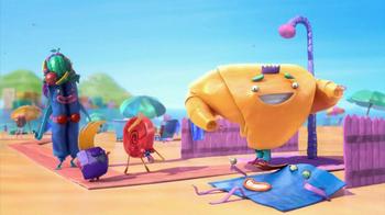 Fruitsnackia TV Spot, 'Beach' - Thumbnail 9