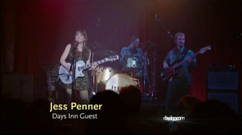 Days Inn TV Spot For Wyndham Rewards Points Featuring Jess Penner
