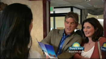 Days Inn TV Spot For Wyndham Rewards Points Featuring Jess Penner - Thumbnail 7