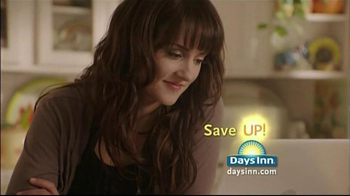 Days Inn TV Spot For Wyndham Rewards Points Featuring Jess Penner - Thumbnail 9