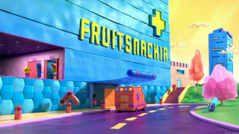 Fruitsnackia TV Spot, 'Doctor' - Thumbnail 2