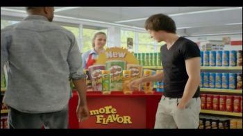 Pringles TV Spot, 'Bursting With More Flavor'