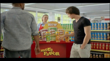 Pringles TV Spot, \'Bursting With More Flavor\'