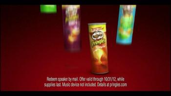 Pringles TV Spot, 'Bursting With More Flavor' - Thumbnail 8