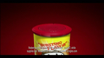 Pringles TV Spot, 'Bursting With More Flavor' - Thumbnail 9