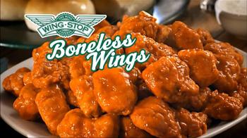 Wingstop Wing Chunks TV Spot, 'The Experts' - Thumbnail 3
