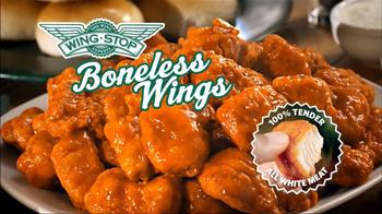Wingstop Wing Chunks TV Spot, 'The Experts' - Thumbnail 4