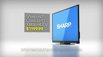 Best Buy TV Spot, 'Blue Shirt Beta Test: Sharp HDTV' - Thumbnail 10
