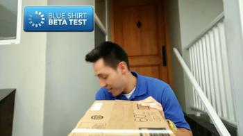Best Buy TV Spot, 'Blue Shirt Beta Test: Sharp HDTV' - Thumbnail 2