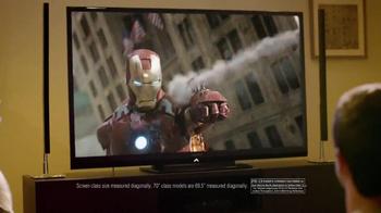 Best Buy TV Spot, 'Blue Shirt Beta Test: Sharp HDTV' - Thumbnail 5