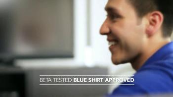 Best Buy TV Spot, 'Blue Shirt Beta Test: Sharp HDTV' - Thumbnail 9