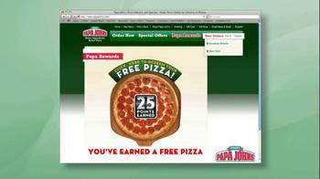 Papa John's TV Spot for Buffalo Chicken Pizza - Thumbnail 9