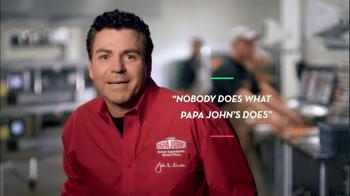 Papa John's TV Spot for Buffalo Chicken Pizza - Thumbnail 3