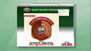 Papa John's TV Spot for Buffalo Chicken Pizza - Thumbnail 8