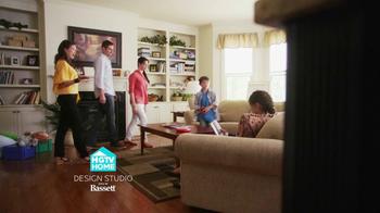 Bassett TV Spot for HGTV Home Design Studio - Thumbnail 1